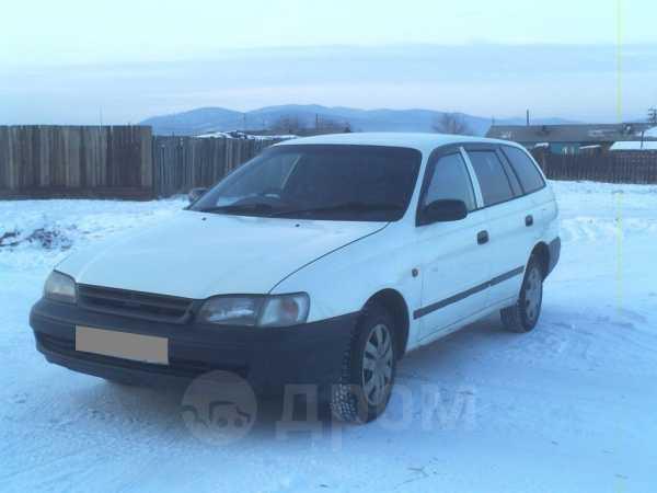 Toyota Caldina, 1998 год, 140 000 руб.