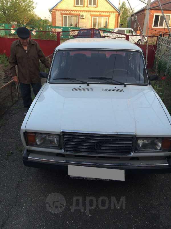 Лада 2107, 2011 год, 190 000 руб.