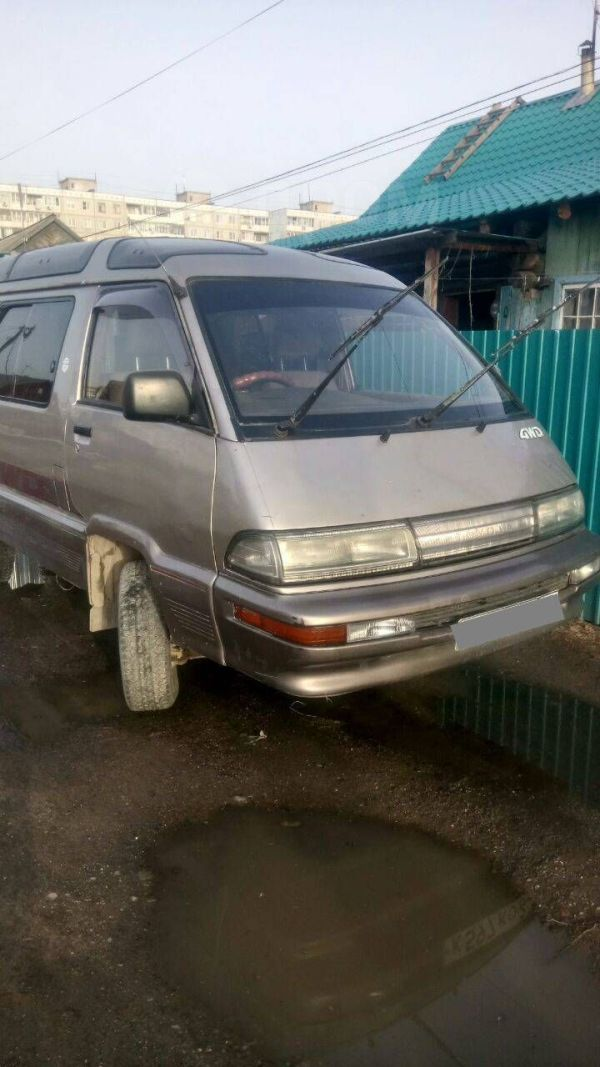 Toyota Master Ace Surf, 1990 год, 90 000 руб.