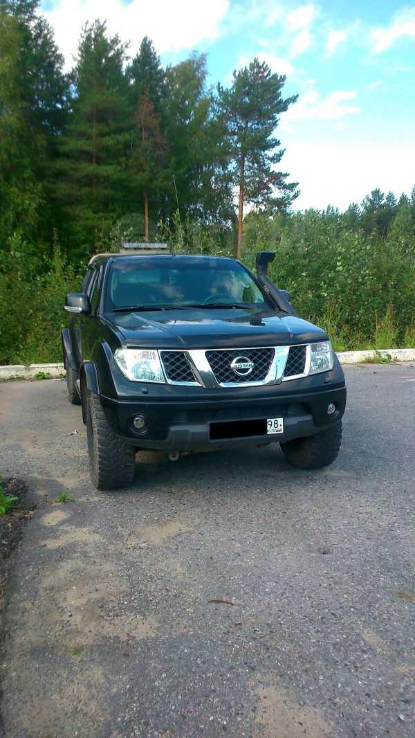 Nissan Navara, 2008 год, 840 000 руб.