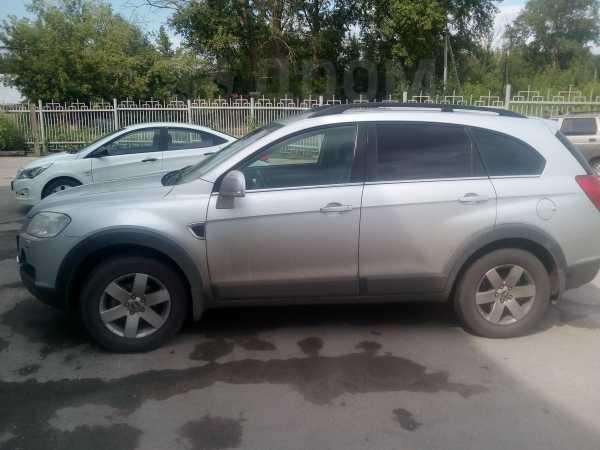 Chevrolet Captiva, 2011 год, 670 000 руб.
