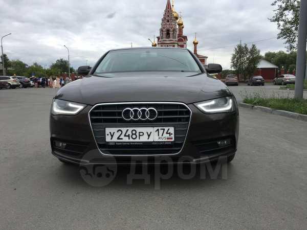 Audi A4, 2014 год, 970 000 руб.