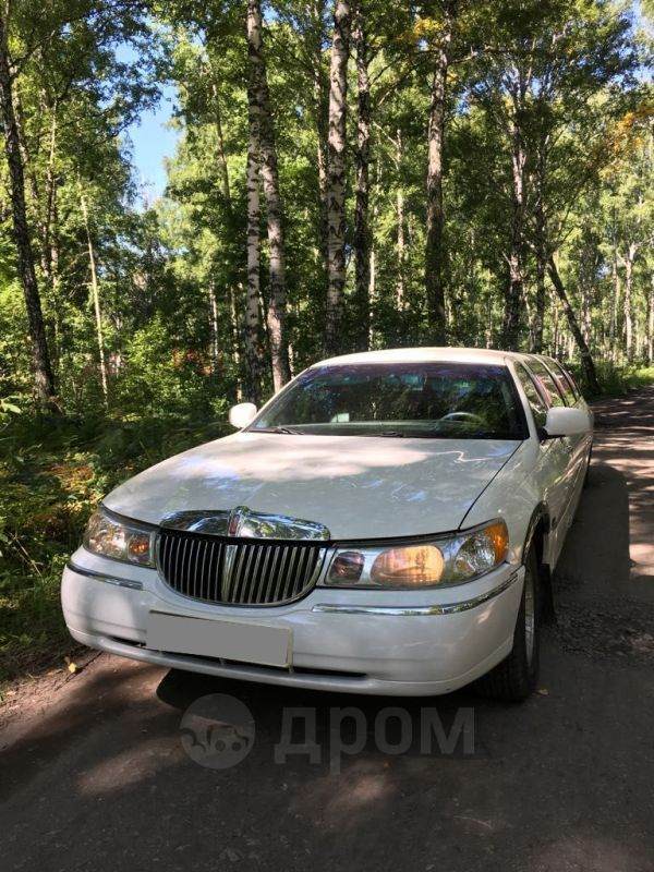 Lincoln Town Car, 1998 год, 450 000 руб.