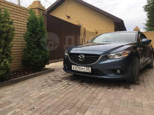 Mazda Mazda6, 2013 год, 888 000 руб.