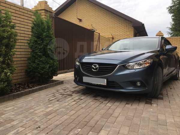 Mazda Mazda6, 2013 год, 852 000 руб.