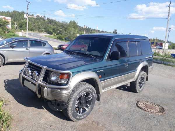 Mitsubishi Pajero, 1997 год, 299 000 руб.