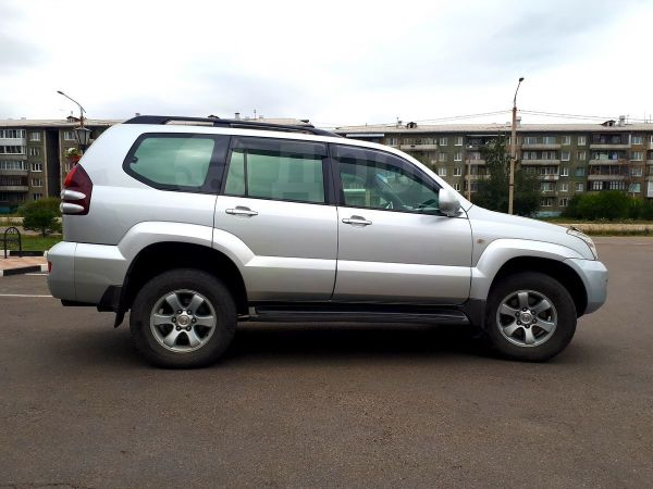 Toyota Land Cruiser Prado, 2008 год, 1 445 000 руб.