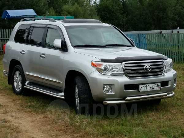 Toyota Land Cruiser, 2014 год, 3 300 000 руб.