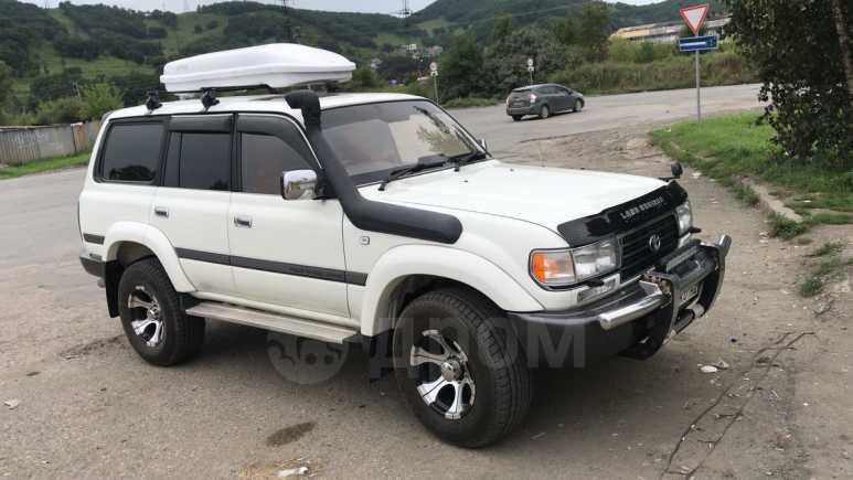 Toyota Land Cruiser, 1997 год, 1 350 000 руб.