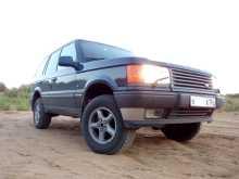 Красноярск Range Rover 2001