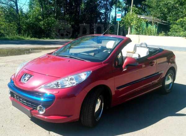 Peugeot 207, 2007 год, 385 000 руб.