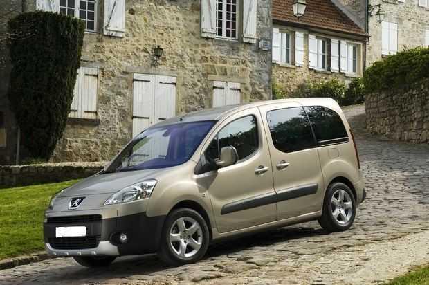 Peugeot Partner Tepee, 2009 год, 465 000 руб.