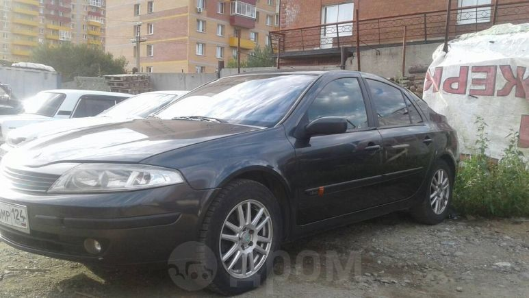 Renault Laguna, 2002 год, 170 000 руб.