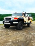 Toyota FJ Cruiser, 2007 год, 1 620 000 руб.