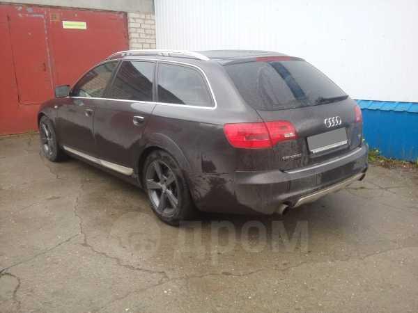 Audi A6 allroad quattro, 2007 год, 630 000 руб.