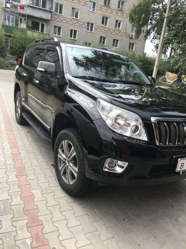 Toyota Land Cruiser Prado, 2010 год, 1 720 000 руб.