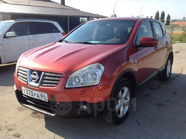 Nissan Qashqai, 2008 год, 515 000 руб.