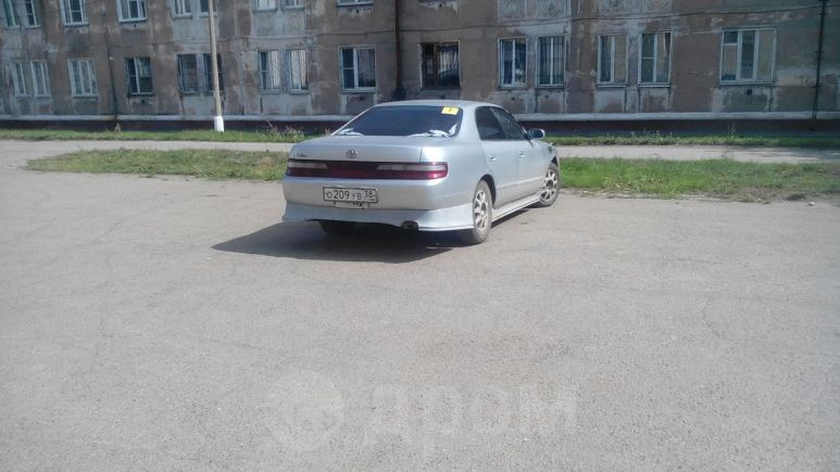 Toyota Chaser, 1995 год, 165 000 руб.