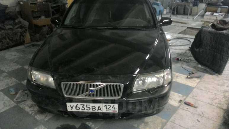 Volvo S80, 1999 год, 250 000 руб.