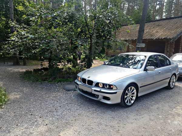 BMW 5-Series, 2002 год, 600 000 руб.