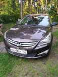 Hyundai Solaris, 2015 год, 555 000 руб.