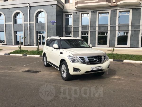 Nissan Patrol, 2014 год, 2 200 000 руб.