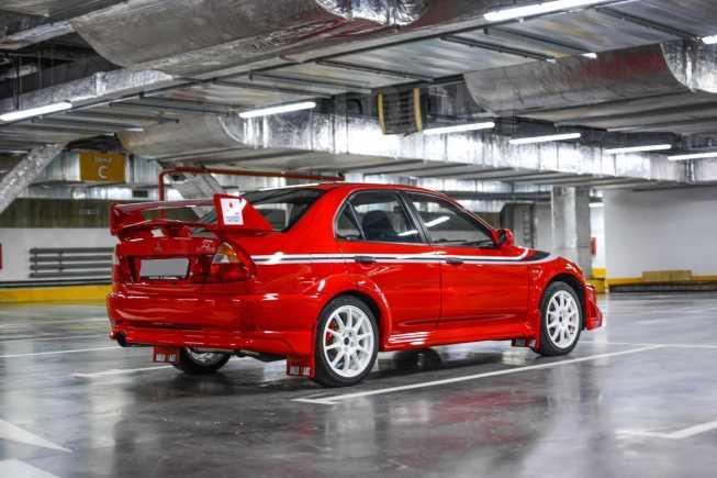 Mitsubishi Lancer Evolution, 2000 год, 3 900 000 руб.