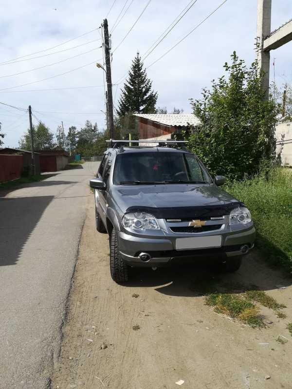 Chevrolet Niva, 2012 год, 448 000 руб.