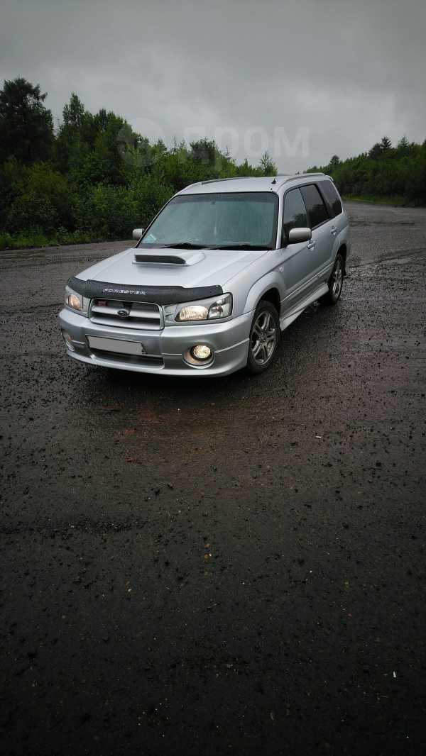 Subaru Forester, 2003 год, 525 000 руб.