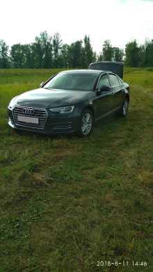 Нижнекамск Audi A4 2015