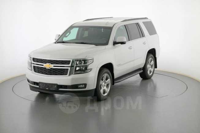 Chevrolet Tahoe, 2018 год, 3 999 000 руб.