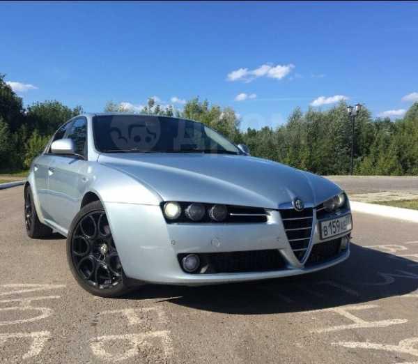 Alfa Romeo 159, 2008 год, 455 000 руб.