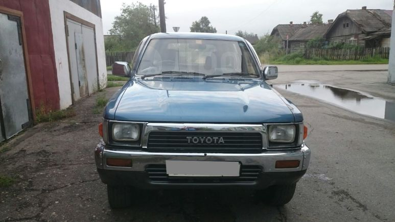 Toyota Hilux Surf, 1991 год, 310 000 руб.