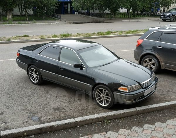 Toyota Mark II, 1998 год, 300 000 руб.
