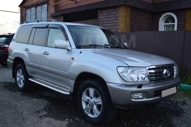 Toyota Land Cruiser, 2006 год, 1 499 000 руб.