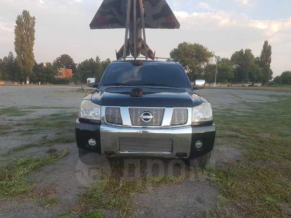 Nissan Armada, 2006 год, 850 000 руб.