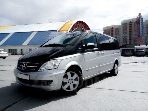 Mercedes-Benz Viano, 2004 год, 460 000 руб.