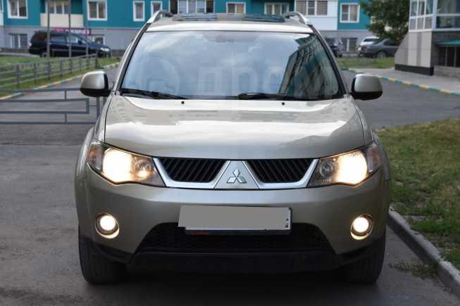 Mitsubishi Outlander, 2008 год, 675 000 руб.