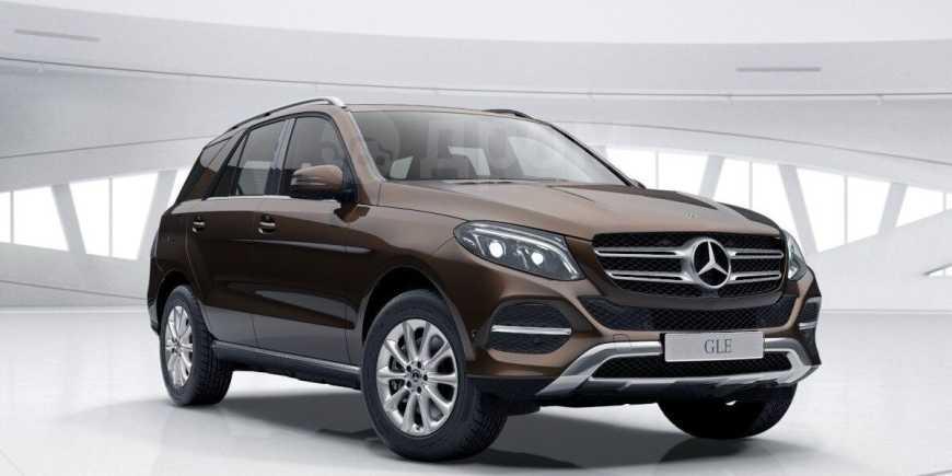 Mercedes-Benz GLE, 2018 год, 5 516 549 руб.