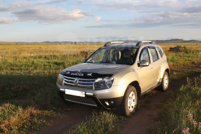 Renault Duster, 2012 год, 685 000 руб.