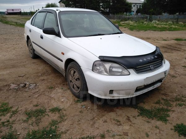 Honda Civic Ferio, 1999 год, 135 000 руб.