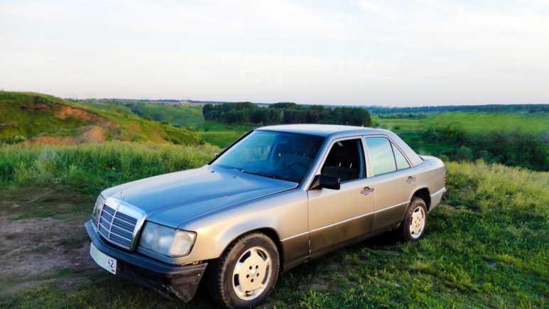 Mercedes-Benz E-Class, 1987 год, 105 000 руб.