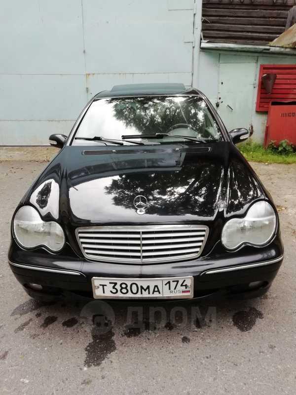 Mercedes-Benz C-Class, 2000 год, 360 000 руб.