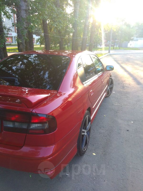 Subaru Legacy B4, 1999 год, 358 000 руб.