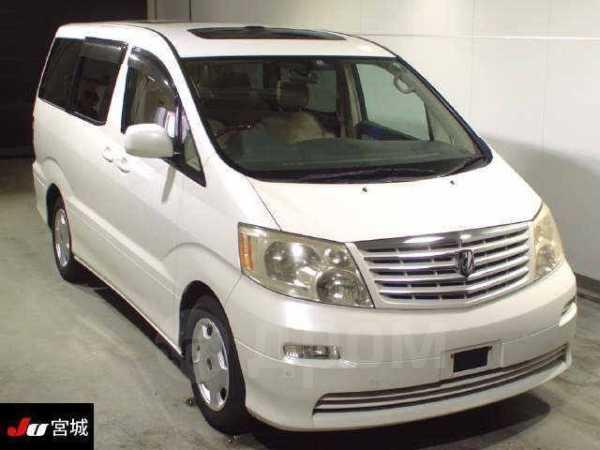 Toyota Alphard, 2003 год, 265 000 руб.