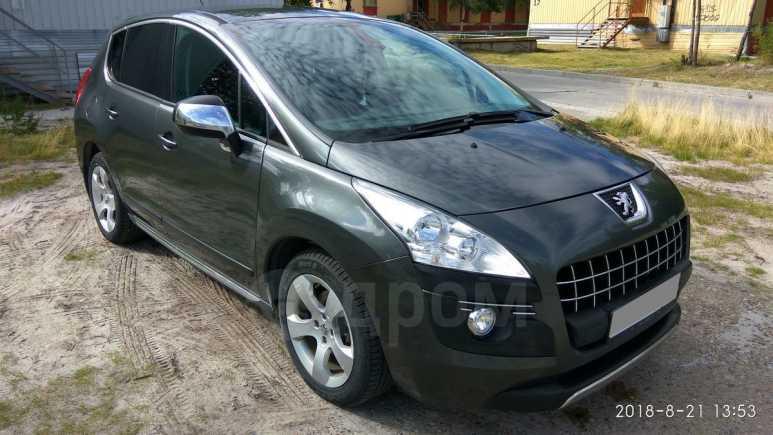 Peugeot 3008, 2011 год, 600 000 руб.