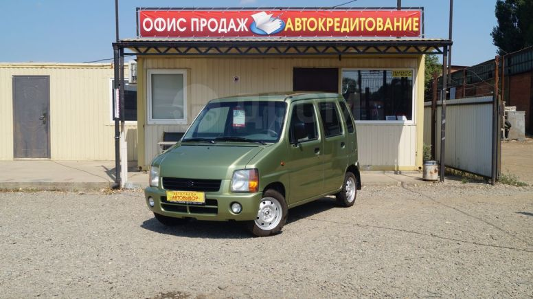 Suzuki Wagon R Plus, 1999 год, 155 000 руб.