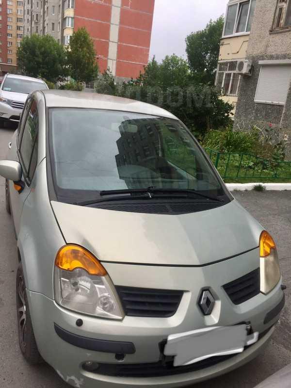Renault Modus, 2005 год, 205 000 руб.