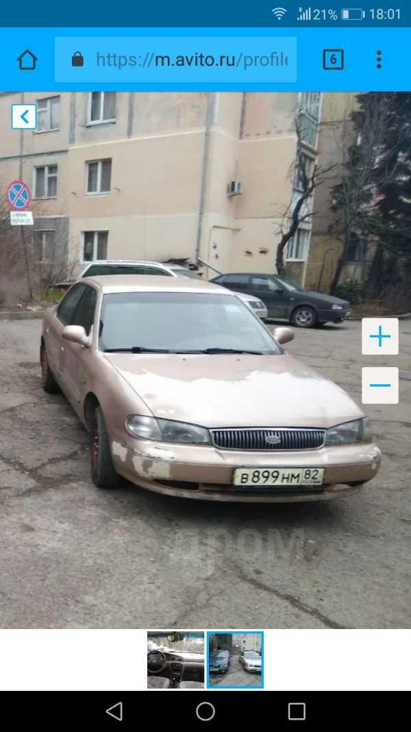 Kia Clarus, 1997 год, 100 000 руб.
