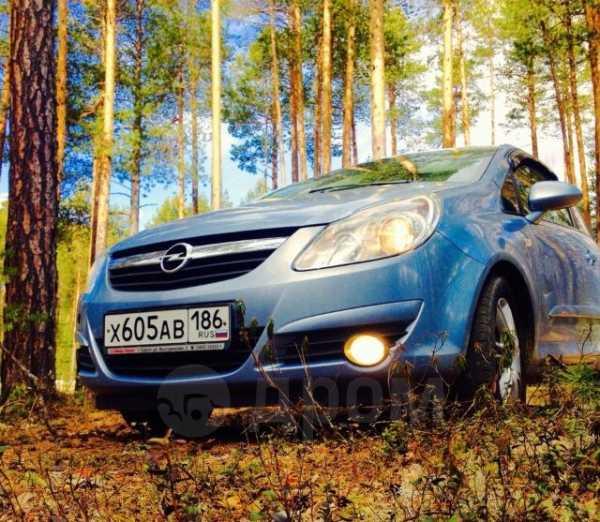 Opel Corsa, 2007 год, 200 000 руб.